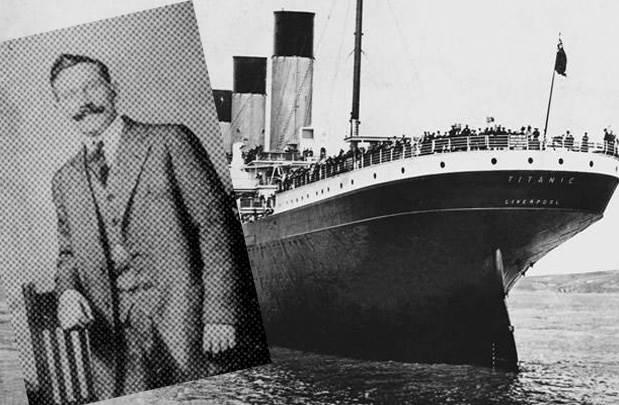 srbin preziveo titanik