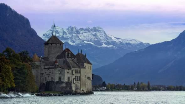 svajcarska zamak