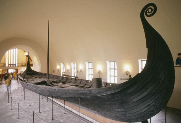 vikinzi brod