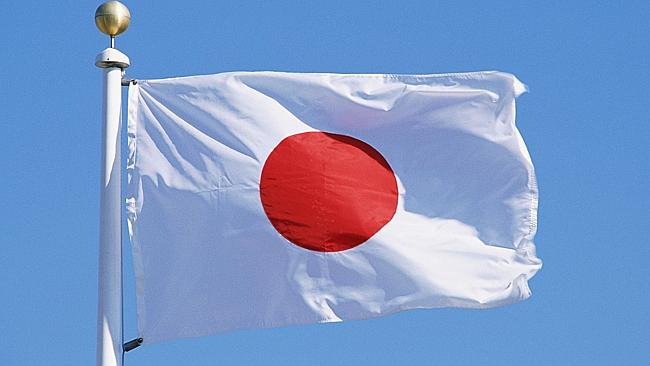 japan zastava