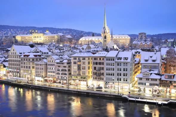 zima u svajcarskoj