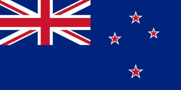 Novi Zeland zastava