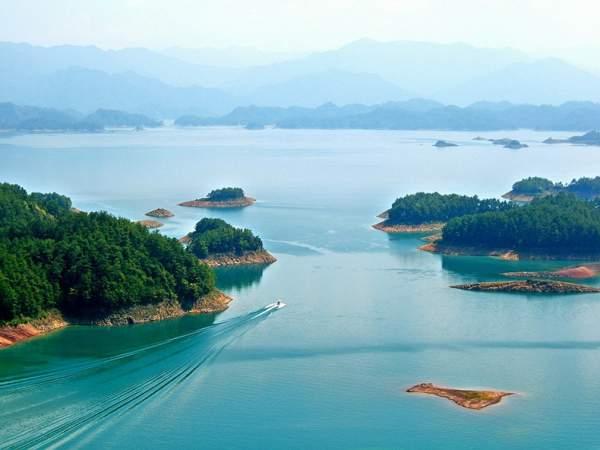 jezero ciandao