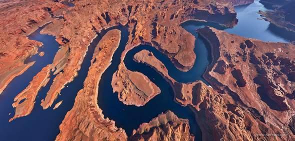 jezero pauel