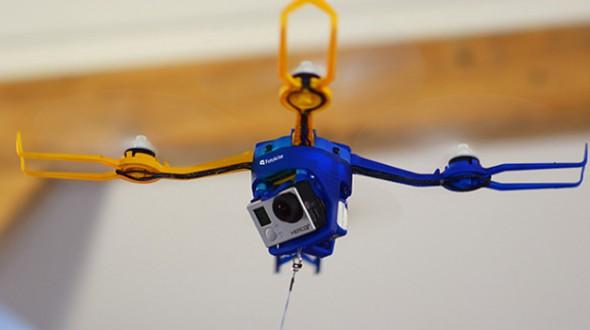 dron za selfi