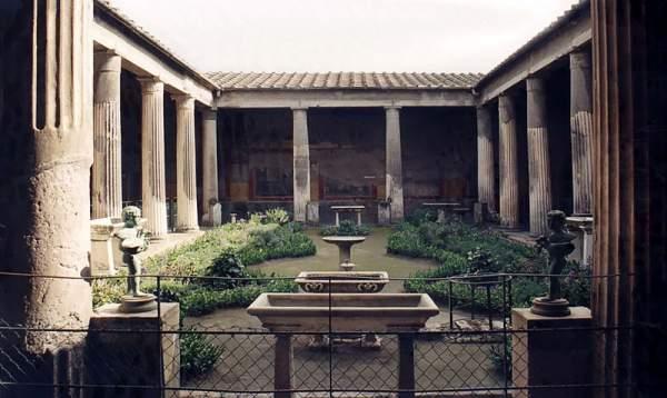 pompeja