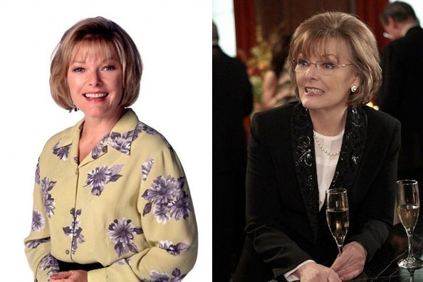 Džejn Kertin kao Meri Olbrajt