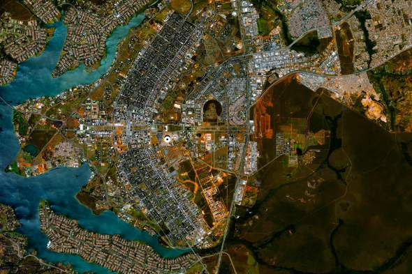 Brazilija, glavni grad Brazila