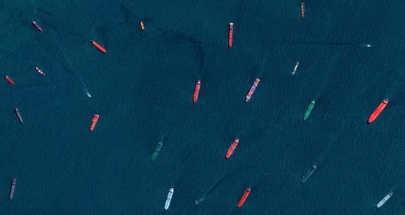 Brodovi u Singapuru