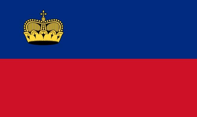 zastava lihtenštajna