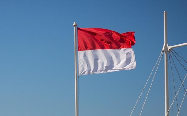 zastava monaka