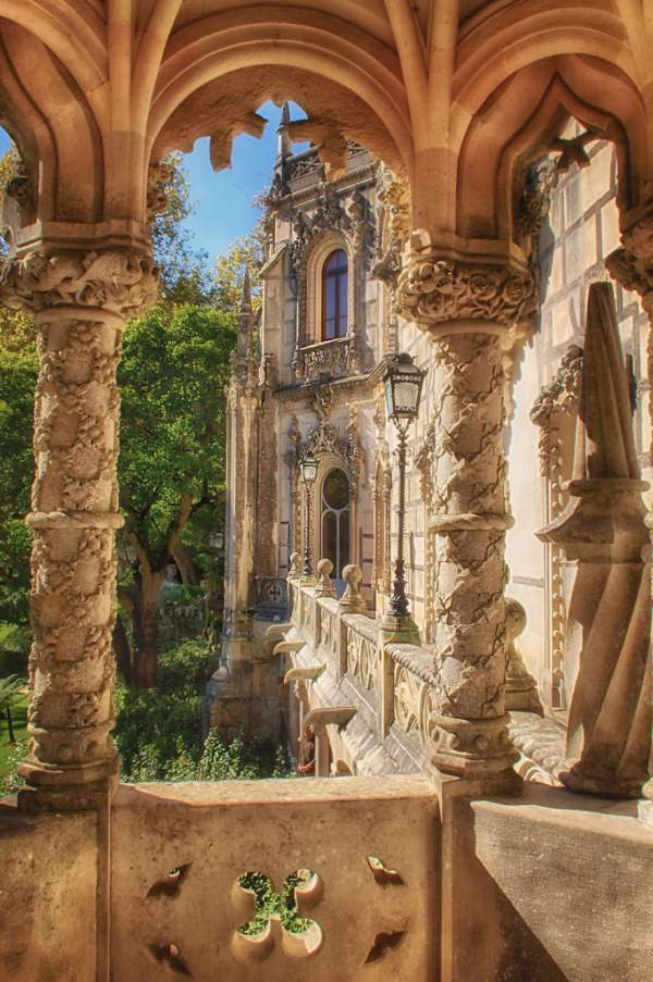 portugalija zamak