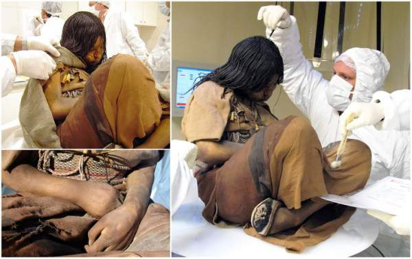 mumija inka
