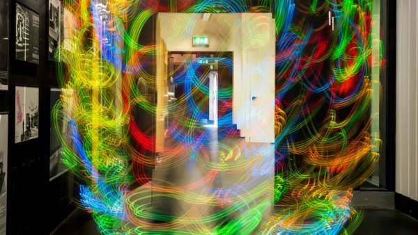 wifi signal u prostoru