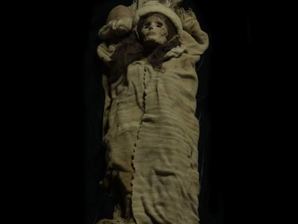 tarimska mumija