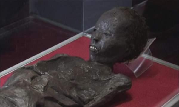 mumija iz zagreba