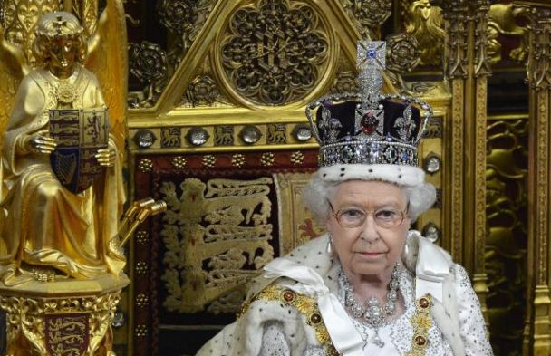 britanska kraljica