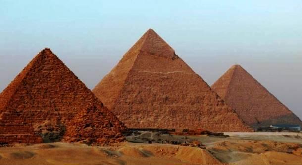 velike piramide