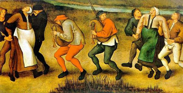 plesna epidemija 1518.