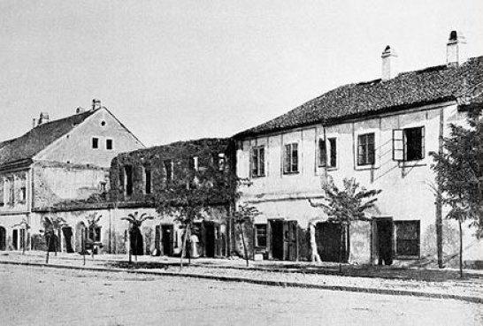 najstarija kuća u beogradu