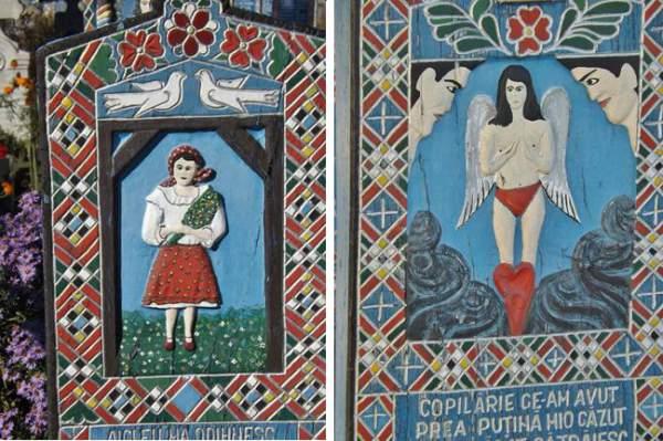 rumunija veselo groblje