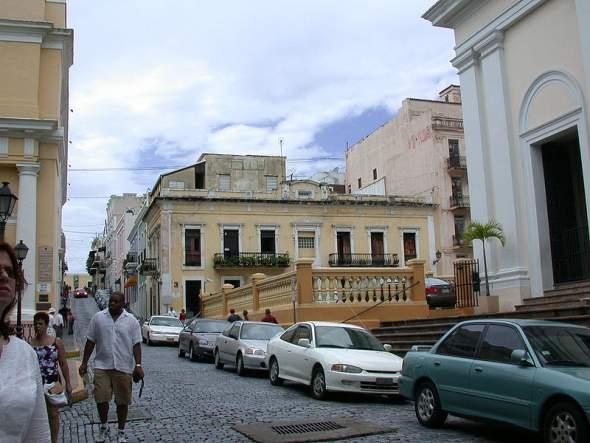 Ulica u San Huanu
