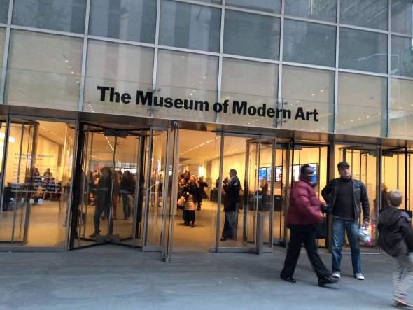 muzej moderne umetnosti u njujorku