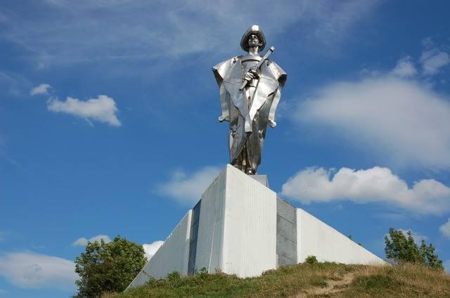 Spomenik Janošiku