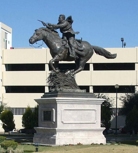 Statua posvećena P. Vilji