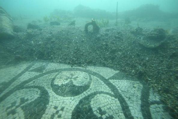 potopljeni rimski grad
