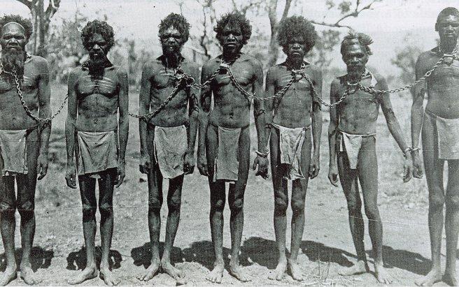 genocid nad aboridžinima