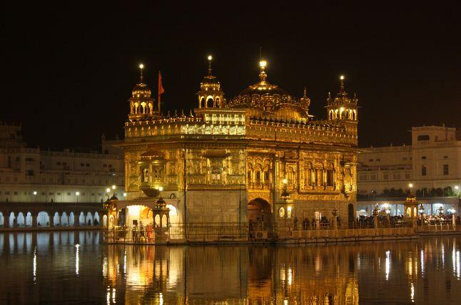 indija zlatni hram