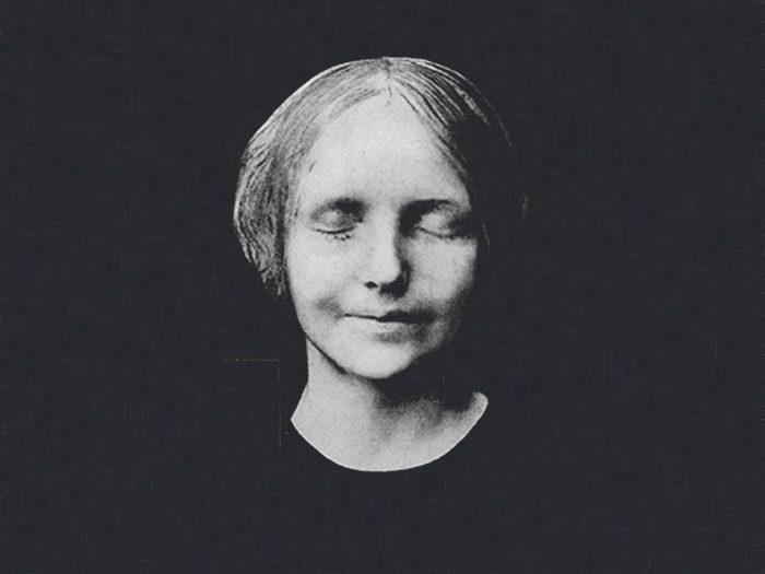 nepoznata žena iz sene
