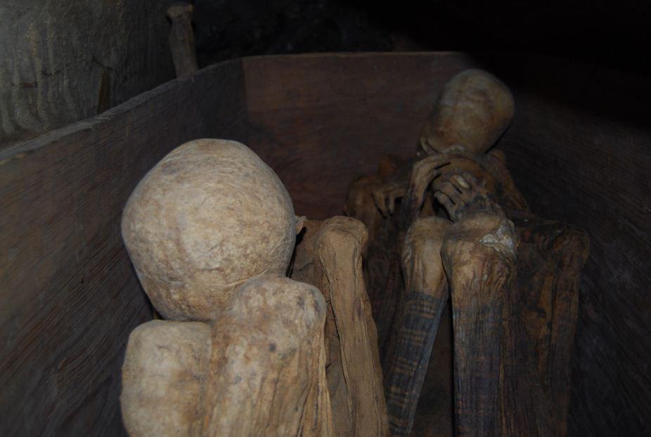 kabajanske mumije