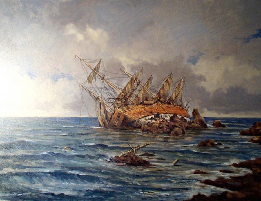 olupina broda
