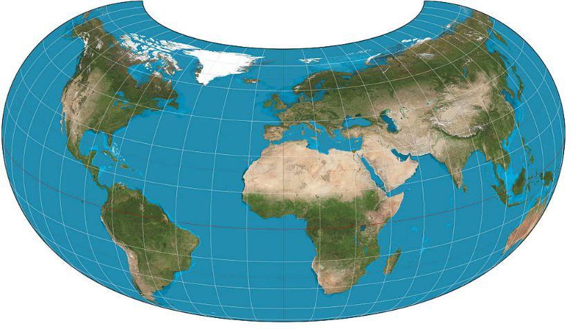 armadilo mapa