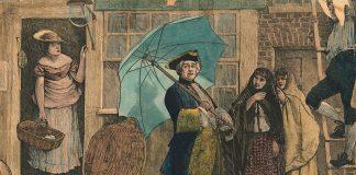 prvi kišobran u engleskoj