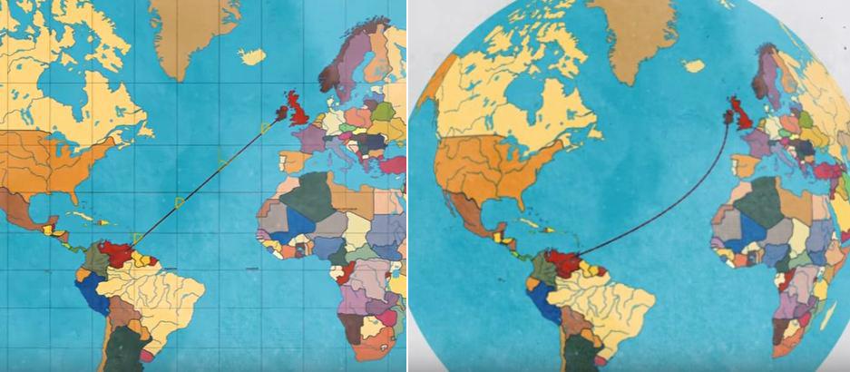 merkatorova mapa