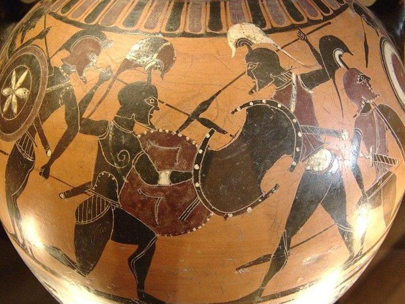 antička sparta