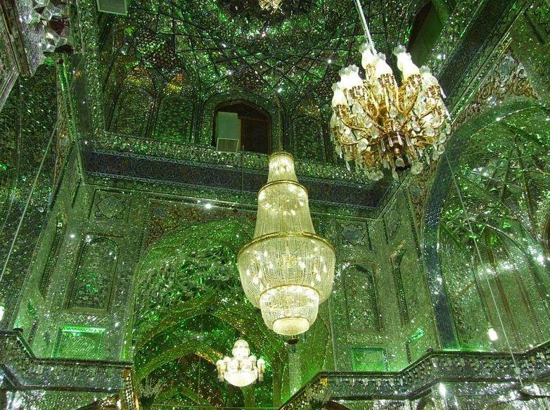smaragdna džamija