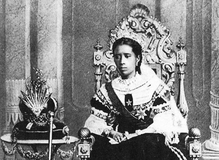 kraljica madagaskara ranavalona III